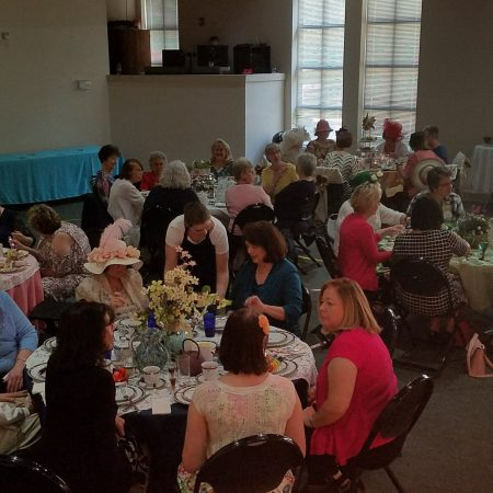 Ladies Tea 2018