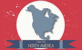 Pray For North America