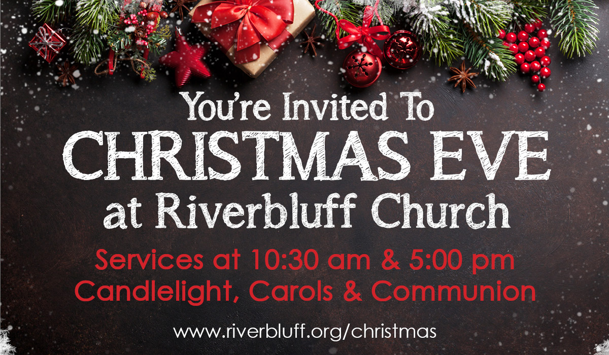 Christmas at Riverbluff 2017