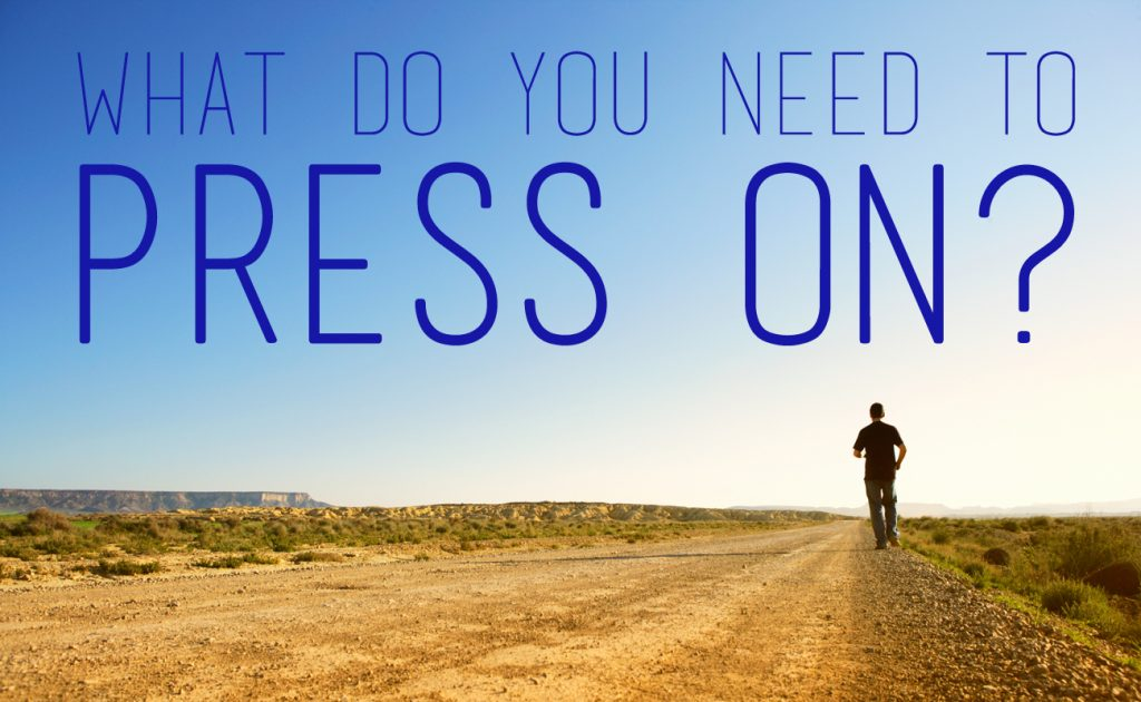 What Do You Need To Press On?