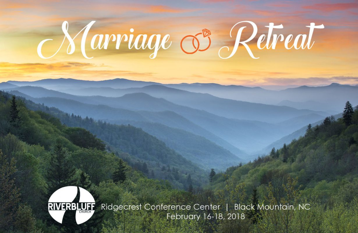 Riverbluff Marriage Retreat 2018