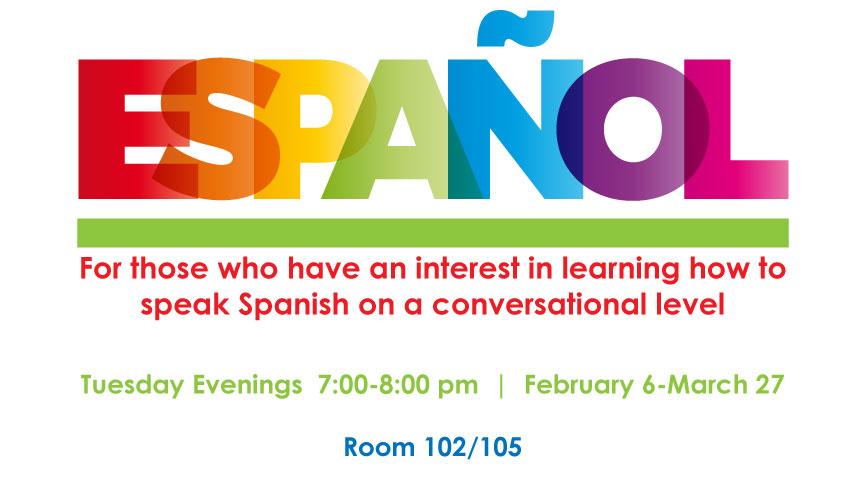 SPANISH CLASS GRAPHIC