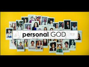 Personal God sermon series