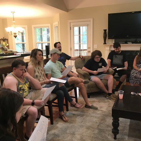 Young Adults in Bible Study