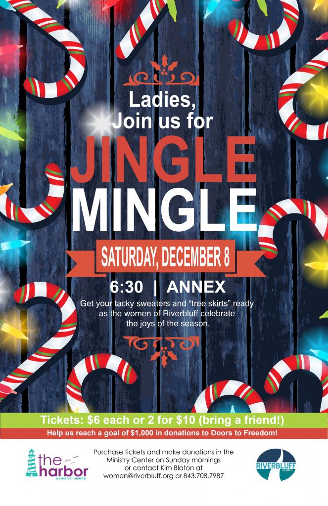 Jingle Mingle – Ladies Christmas Celebration