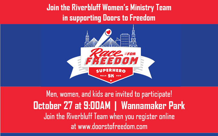Women's Ministry – Race for Freedom