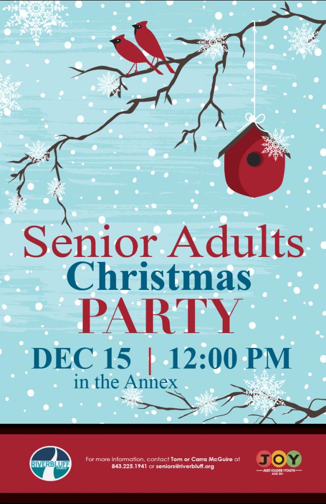 Joy Group – Christmas Party