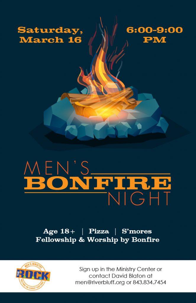 Men's Bonfire Night