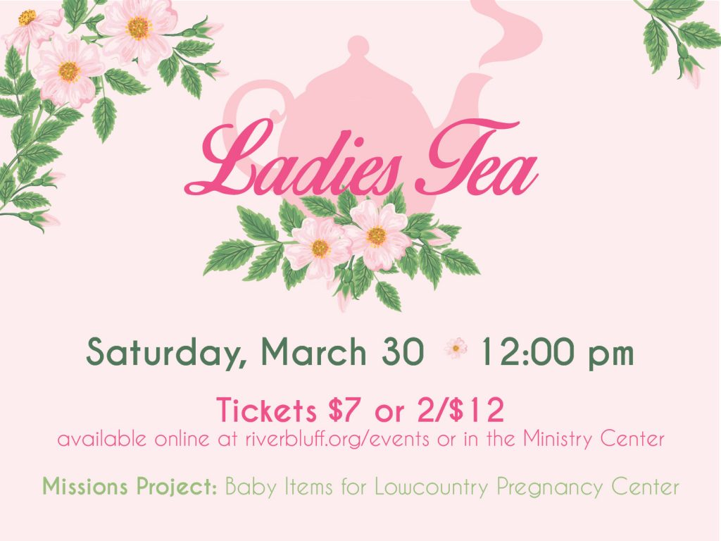 LADIES TEA 2019