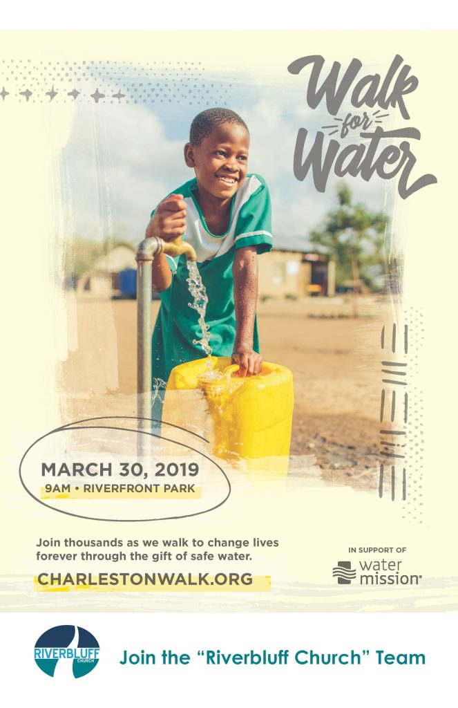 WALK FOR WATER 2019