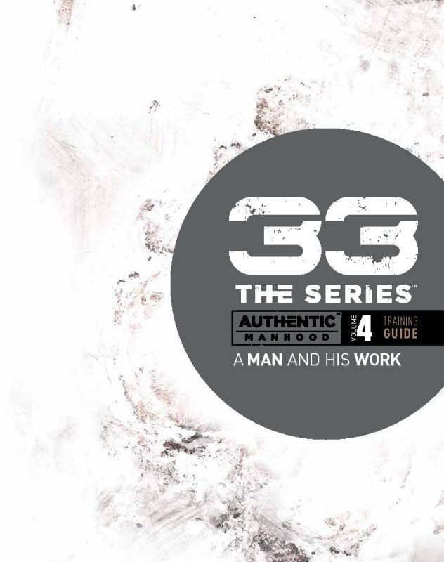 33 The Series: A Man and His Work