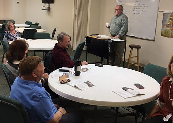 40's-50's Bible Study