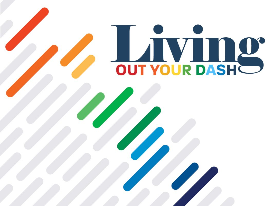 LIVING OUT YOUR DASH SERMON GRAPHIC