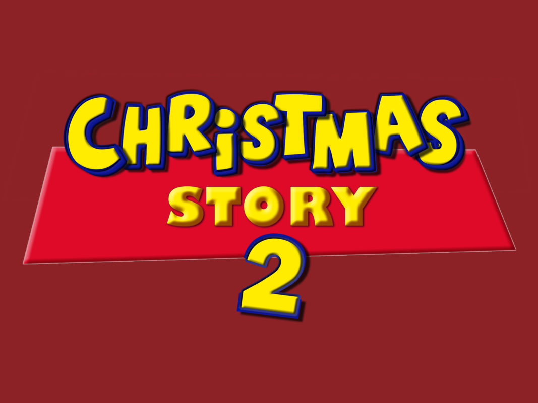 CHRISTMAS STORY 2 Sermon Graphic