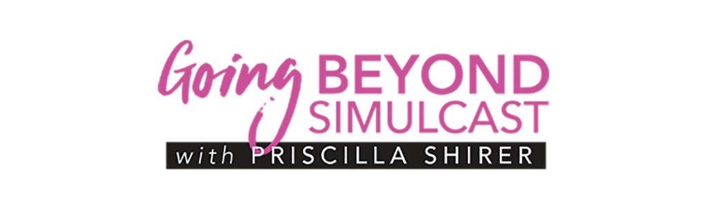 Going Beyond Simulcast with Priscilla Shirer at Riverbluff Church