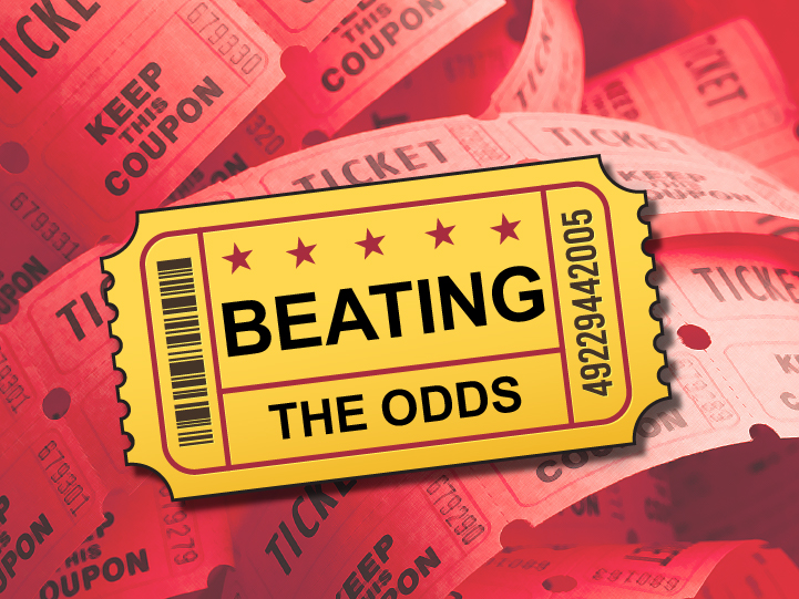 BEATING THE ODDS SERMON GRAPHIC