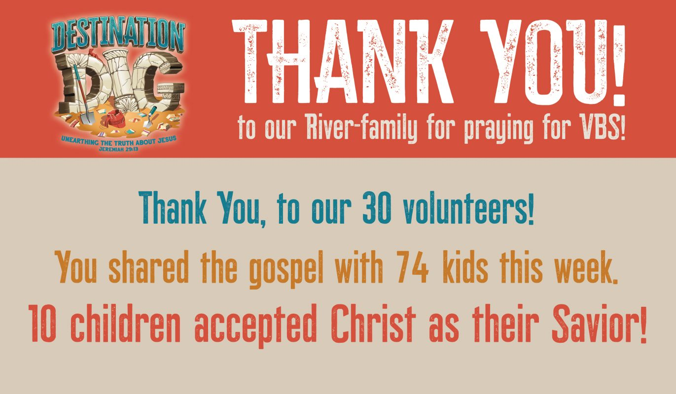 VBS THANK YOU 2021