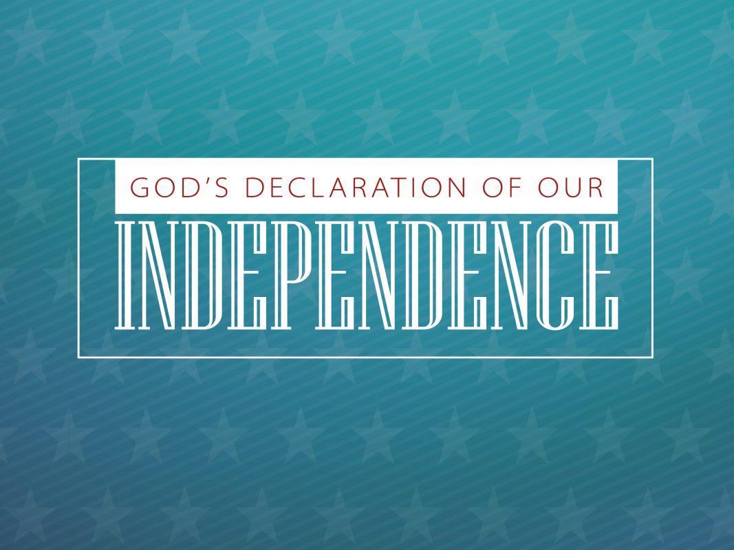 GODS DECLARATION SERMON GRAPHIC