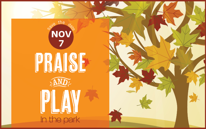 Praise & Play in the Park