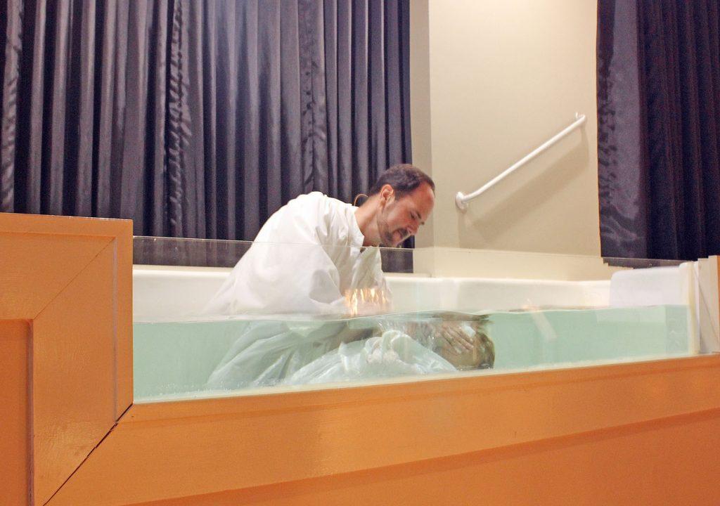Baptism Ministry